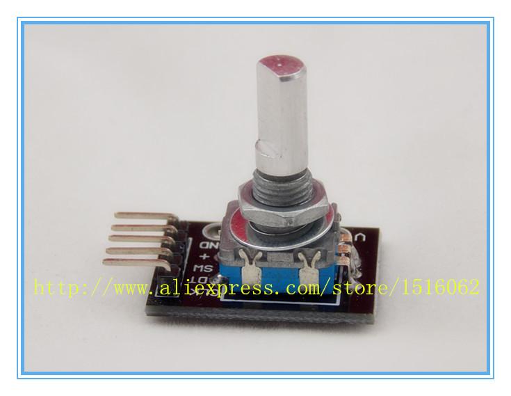 5PCS  Rotary Encoder Module Brick Sensor Development Board For Arduino