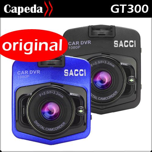 Video recorder Original SACCI GT300 videorecorder car camera registrator camcorder Novatek 1080P OV9712 dvrs dash cam Car DVR(China (Mainland))