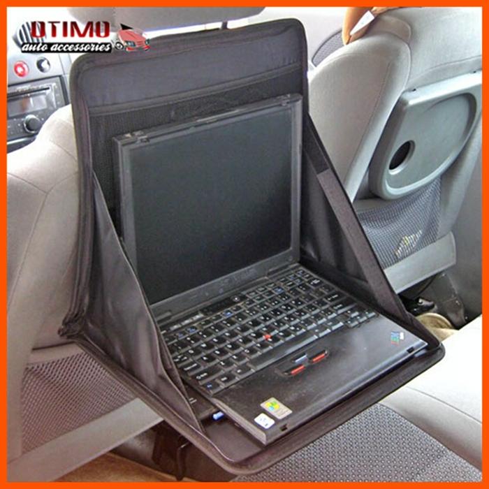Livraison gratuite voiture arrimage rangement porte ordinateur portable notebook stand - Porte ordinateur portable ...