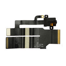 5Pieces Audio Earphone Headphone Jack Flex Cable for iPad 2 CDMA