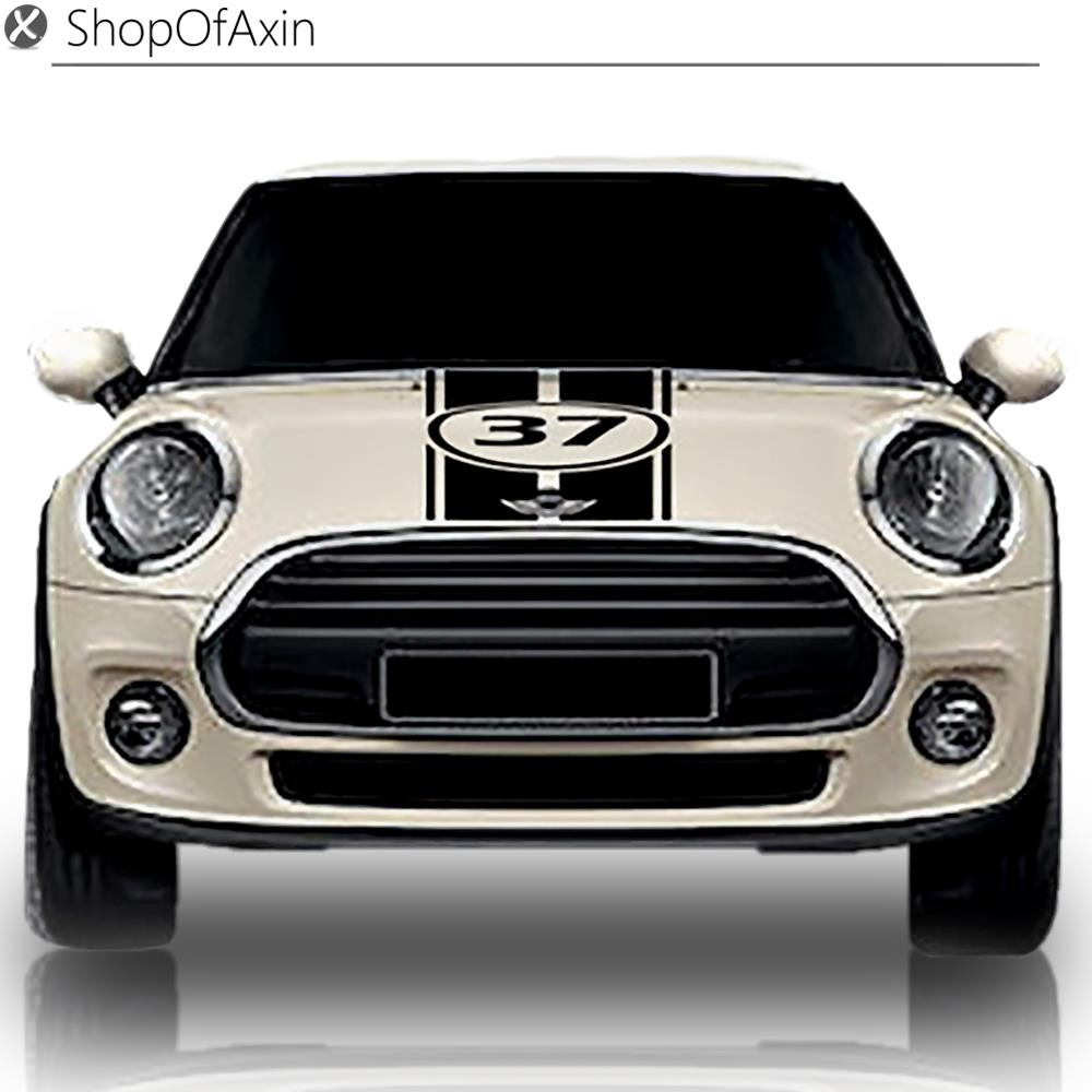Sticker design for car online - 37 Figure Customizable Car Hood And Trunk Door Sticker For Mini Cooper Clubman Countryman Hardtop R55