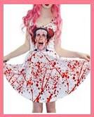 2018 платье с цифровым принтом Хэллоуин ролевые игры костюм клоуна повседневные 3