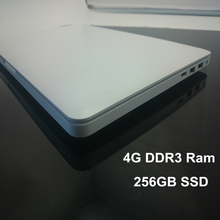 13 inch slim laptop notebook computer PC 4GB DDR3 128G SSD USB 3.0 J1900 Quad Core 2.0Ghz WIFI HDMI webcam WCDMA 3G Windows 7(China (Mainland))