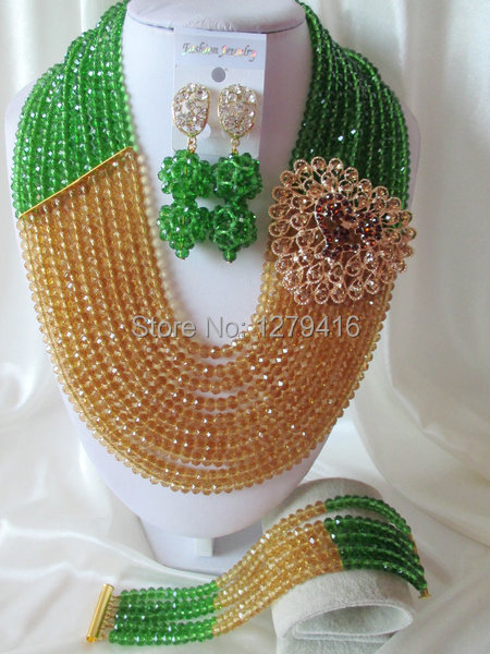 Head beads for wedding