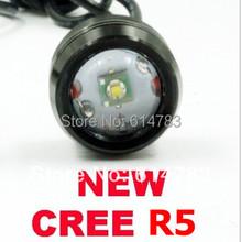 CREE R5 High power led car Eagle Eye Light DRL Headlamp Rear Back warning decoration light(China (Mainland))