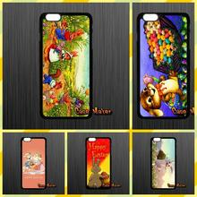 For HTC One M7 M8 iPhone 4 4S 5 5C 5S 6 6S Plus iPod Touch 4 5 LG G2 G3 G4 Animal happy Easter rabbit in Cap TPU case cover(China (Mainland))