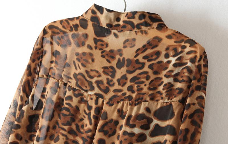 Леопардовые Туники Купить С Доставкой