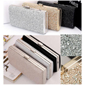17 99 Evening bag Women Diamond Rhinestone Clutch Crystal Day Clutch Wallet Wedding Purse Party