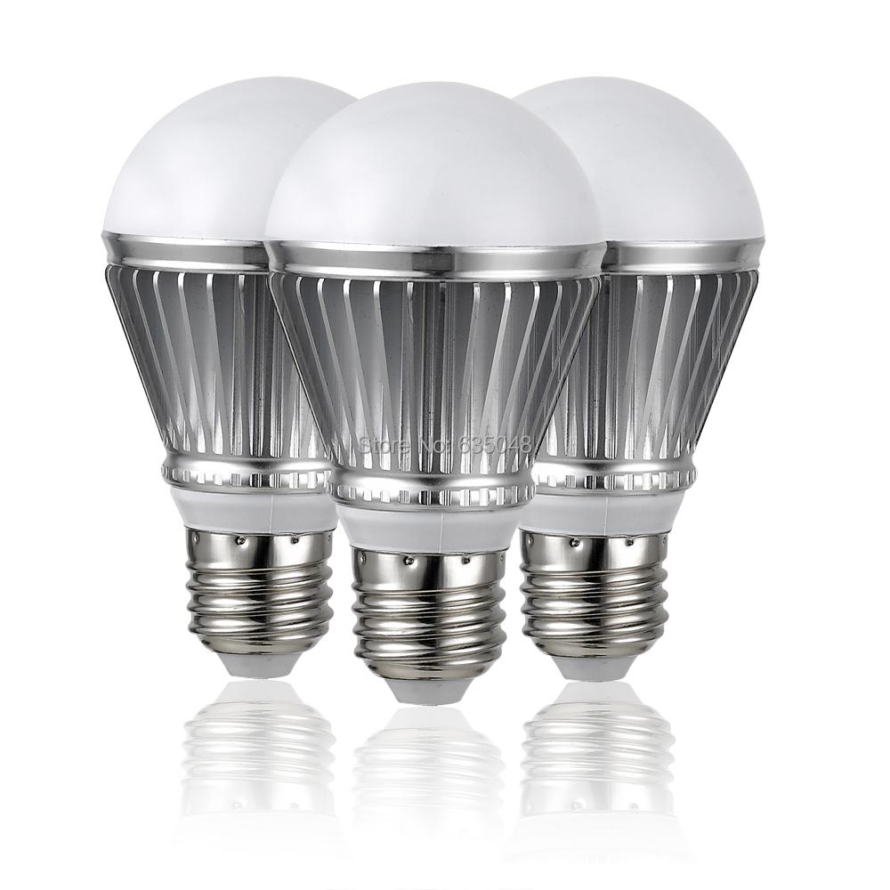New Arrivals High Power LED Light 180 Degree PC Cover Energy Saving LED Bubble Ball Bulb E14 E27 3W 5W High Quality LED Lamps(China (Mainland))
