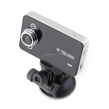 """2.5 """" K6000 HD автомобиля автомобильный видеорегистратор камеры автомобиля рекордер приборной панели ночного видения парковка YKS"""