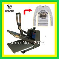 TJ T-shirts heat press machine,heat transfer machine 1700W 110V/220V
