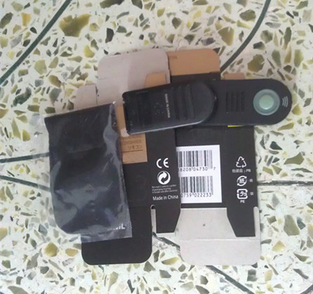 20pcs/lot IR Wireless Remote Control for D80 D90 D50 D60 D40 ML-L3 Free Shipping With Tracking Number