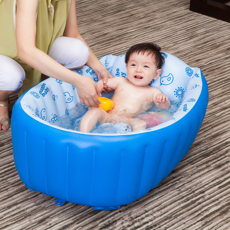 New Baby Inflatable Swimming Pool Bathtub Child Paddling Pool 3 Colors optional 90*45-28 Summer Hot<br><br>Aliexpress