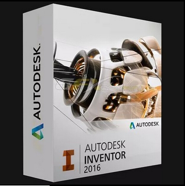 Latest Version autodesk Inventor Pro 2016 For Win 64Bit English Version