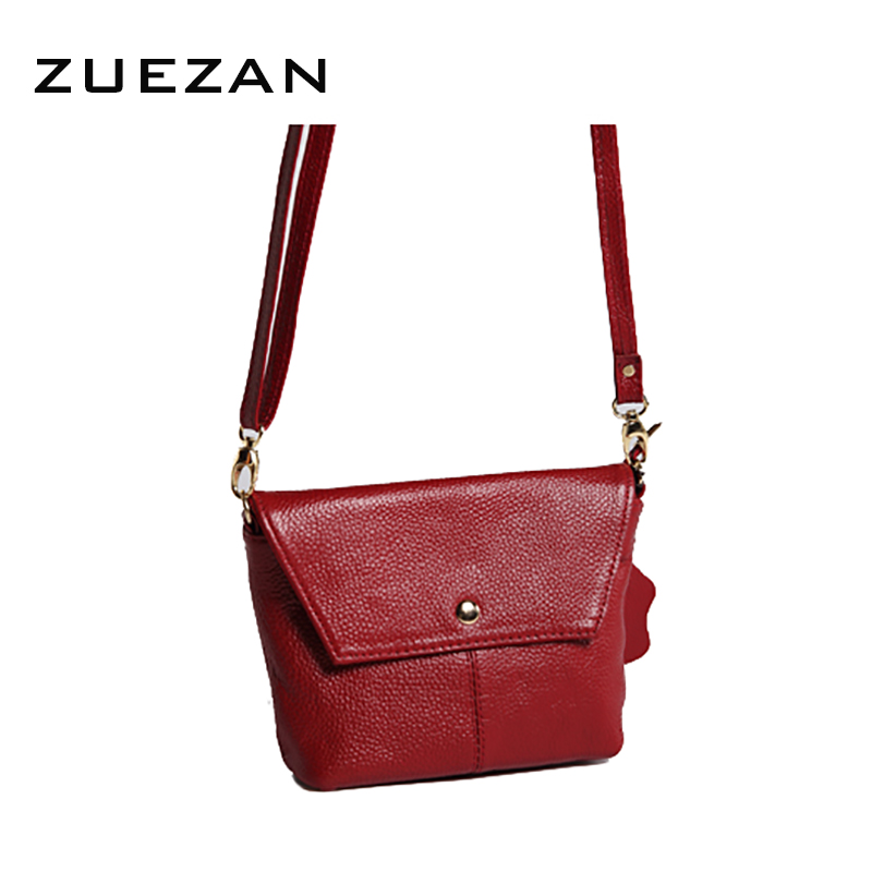 Mini Flap Bag Inch 6.3*5.5 Strap Purse Messenger Women Genuine Leather Cross Body Fashion Calfskin shoulder bag girl A162 - BAG-BAG store