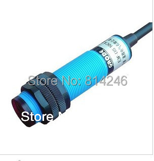 free  shipping  10pcs  E3F-DS10C4 NPN the photoelectric switch GAODE brand three lines normally open Diffuse specials