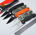 C81 58HRC CPM S30V blade 2 colors G10 handle 3 colors camping survival folding knife outdoor