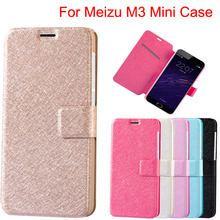 "Buy Fundas Meizu M3S Mini Case Luxury Flip Leather Case Meizu M3 Mini Cover 5.0"" Phone Cases Card Slots Stand Holster for $4.49 in AliExpress store"