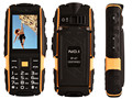 Original NO 1 a9 IP67 Waterproof shockproof Dual SIM Card mobile cell phone 4800mAh battery FM