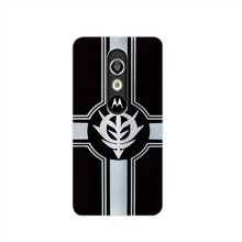 17172 Gundam black and red cell phone case cover for For Motorola Moto G3 G4 X+1 PLAY PLUS ONE style