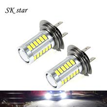 Buy 1X Car led H7 12W 12V Bulb Super Xenon White Fog Lights High Power Car Headlight Lamp parking Car Light Source DRL Car styling for $1.99 in AliExpress store