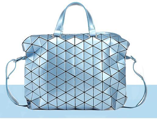 Classic Women Briefcase Laser PU Handbag + Lady Shoulder Handbag + Work Business Bag + Bolsas Mujer +Tote Bag + +Free Shipping(China (Mainland))