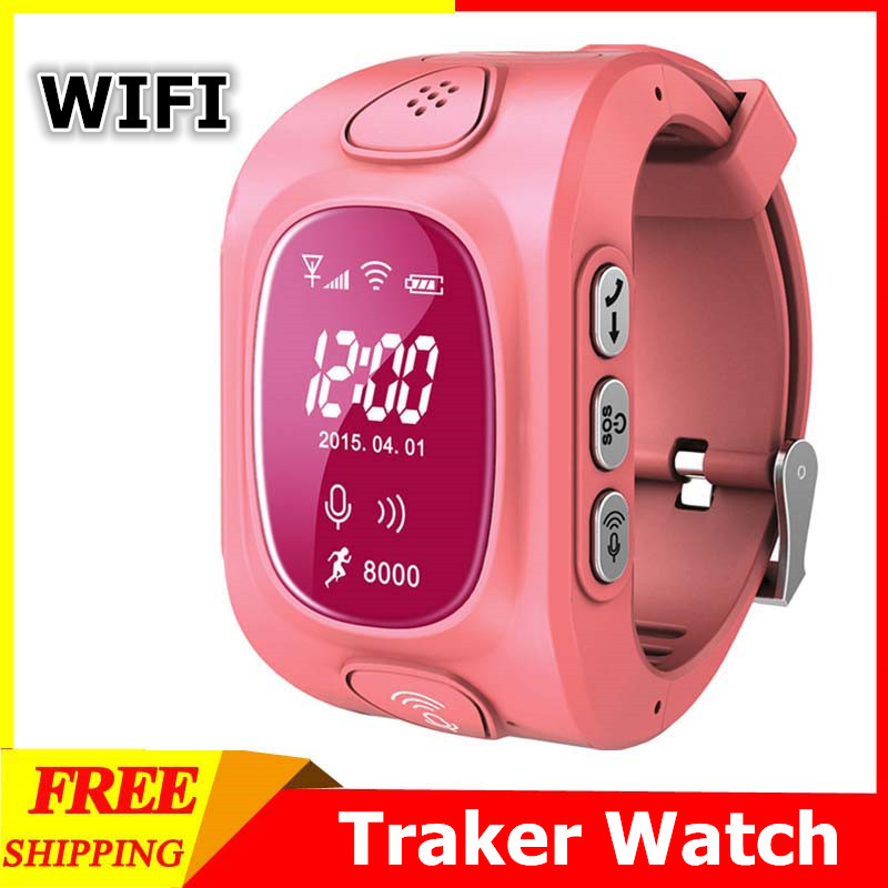 Hot New Arrial GPS/GSM/Wifi Tracker Watch for Kids Children Smart Watch with SOS Support GSM phone Android&IOS Anti Lost Y3(China (Mainland))