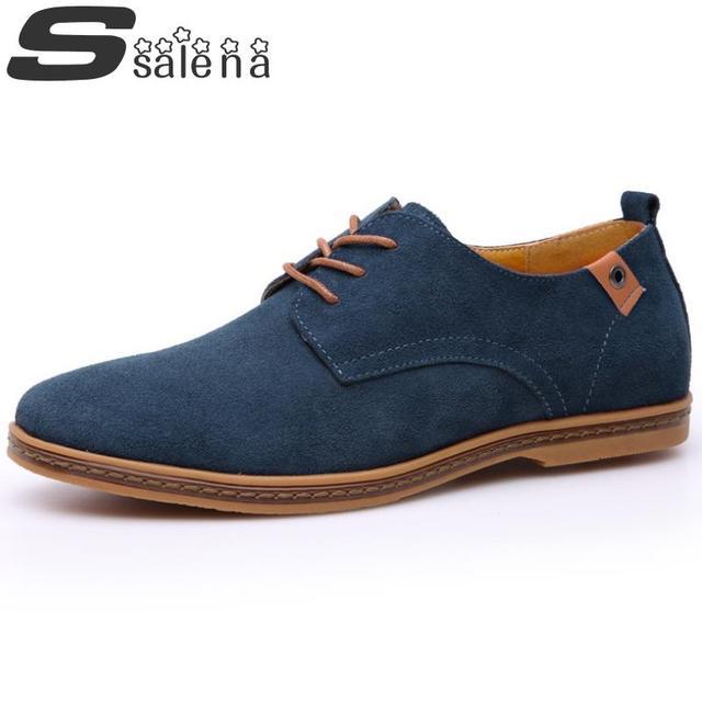 Супер Большой Размер Ес 48 Мужчины Обувь Мода Мужчины Повседневная Обувь Удобная ...