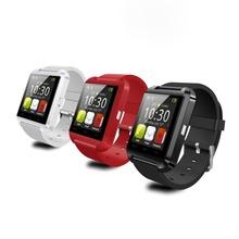 2016 новый Smartwatch U8 bluetooth смарт часы для Apple iPhone и Samsung Android телефон relogio inteligente