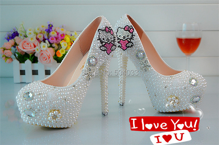 Popular Hello Kitty Heels-Buy Cheap Hello Kitty Heels lots from ...