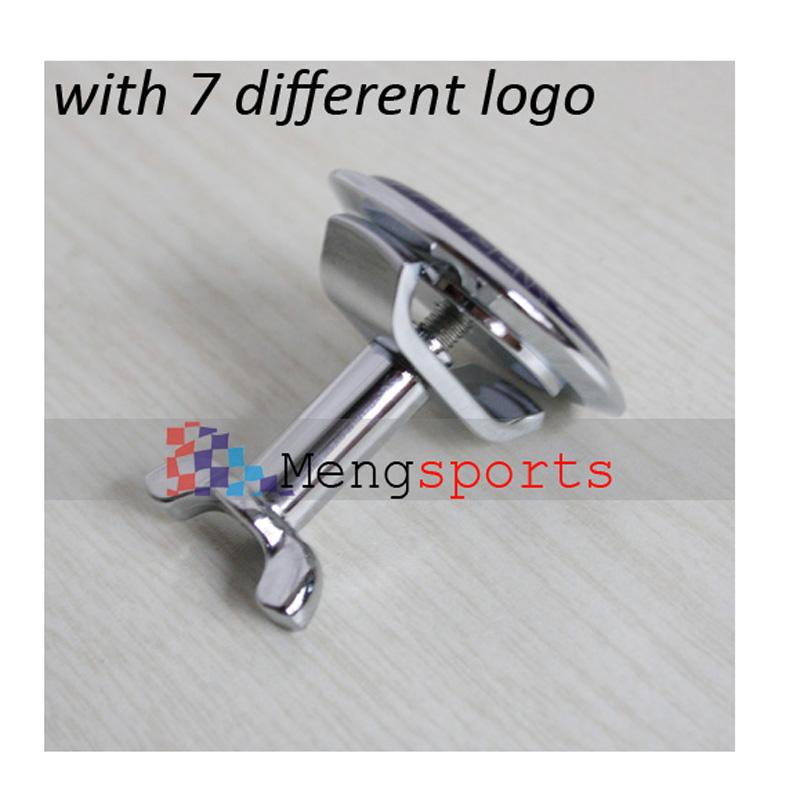 1lots 45mm FIat Front Bonnet Hood Metal Badges Emblem
