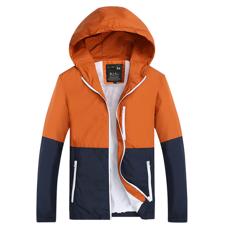 2016 New Style Fashion Jacket Coats Men Hooded Jacket Men