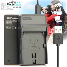 zhenfa Battery Charger for SONY DCR-PC110,DCR-PC110E DCR-PC115,DCR-PC115E DCR-PC120 DCR-PC120E DCR-PC300 DCR-PC105,DCR-PC105E(China (Mainland))