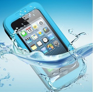 Waterproof Durable Water proof Bag Underwater Back Cover Case Apple iPhone 5 5S 4 4S iPod Touch - Demi Trading (HK store Co.,Ltd)