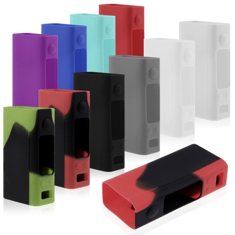 Silicone Case Sleeve Skin For Evic VTC Mini Box Mod Protective Case(China (Mainland))