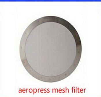 Aliexpress.com : Buy Hot Sell Free shipping Aeropress Coffee Maker Stainless Steel Filter from ...