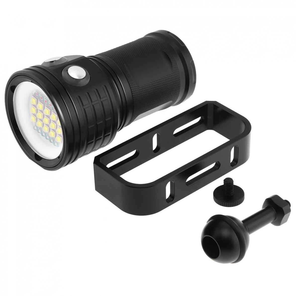 Fahrrad Licht Taschenlampe Taschenlampe Halterung Fahrradzubehör für*Gopro OXDE