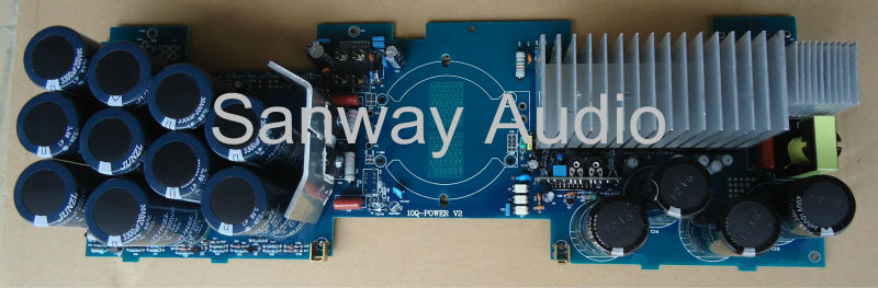 FP14000 Sanway Class TD Power Amplifiers