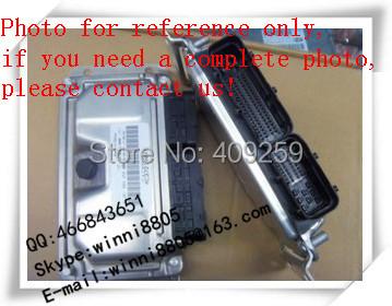 For car engine computer board / car pc / Engnine Control Unit (ECU) / F01RB0D612 / F 01R B0D 612(China (Mainland))