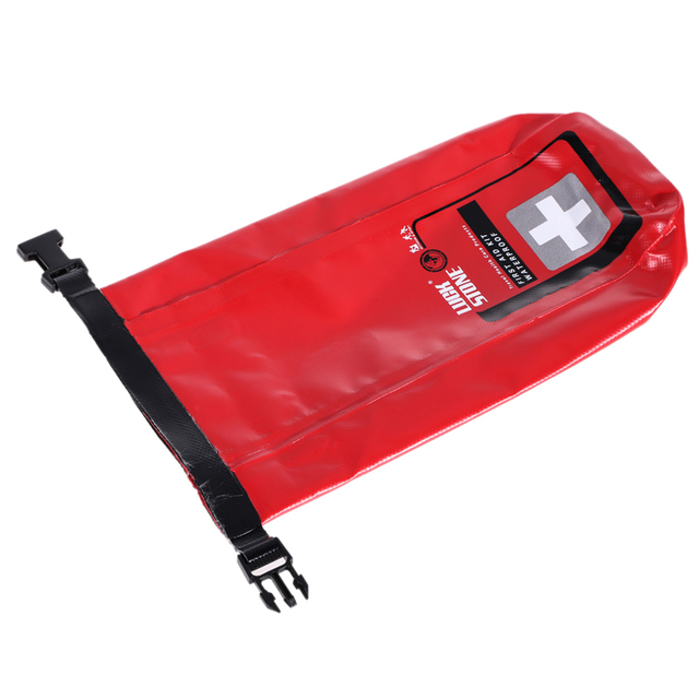 Waterproof 2L Emergency First Aid Bag