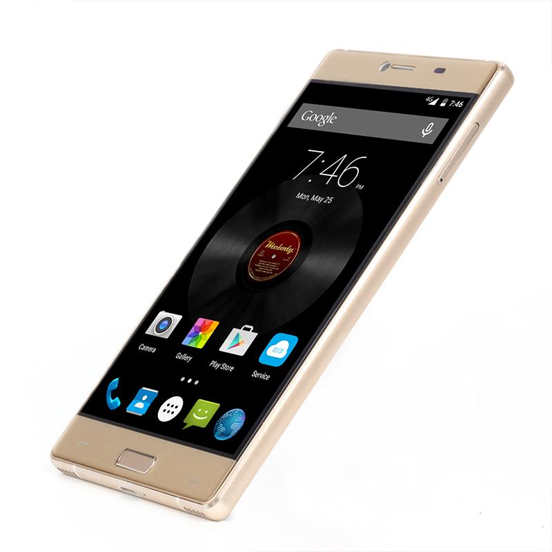 Stock Elephone M2 4G LTE Cell Phone MTK6753 64Bit Octa Core Andriod 5 1 5 5