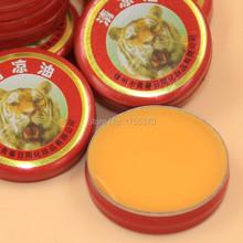 Новый 8 шт. тигр бальзам штукатурка мазь кремы бальзамо де тигр эфирные масла для ликвидации головная боль холодной головокружение(China (Mainland))