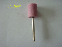 Muela de mini 3 * 12 cilíndrico 20 unids = 1 lote una gran cantidad de venta al por mayor especializada en fabricación