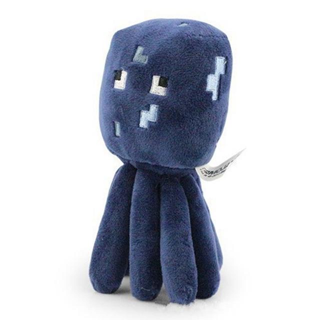 1 шт. оригинальные JJ куклы чучела плюшевые Minecraft кули боится плюшевых игрушек моего мира