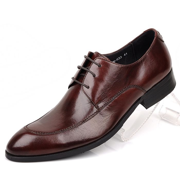 2014 New Autumn Fashion Genuine Leather Formal Brand Man Italian Oxford Mens Dress Wedding Party Sneakers Shoes For Men GLM288<br><br>Aliexpress