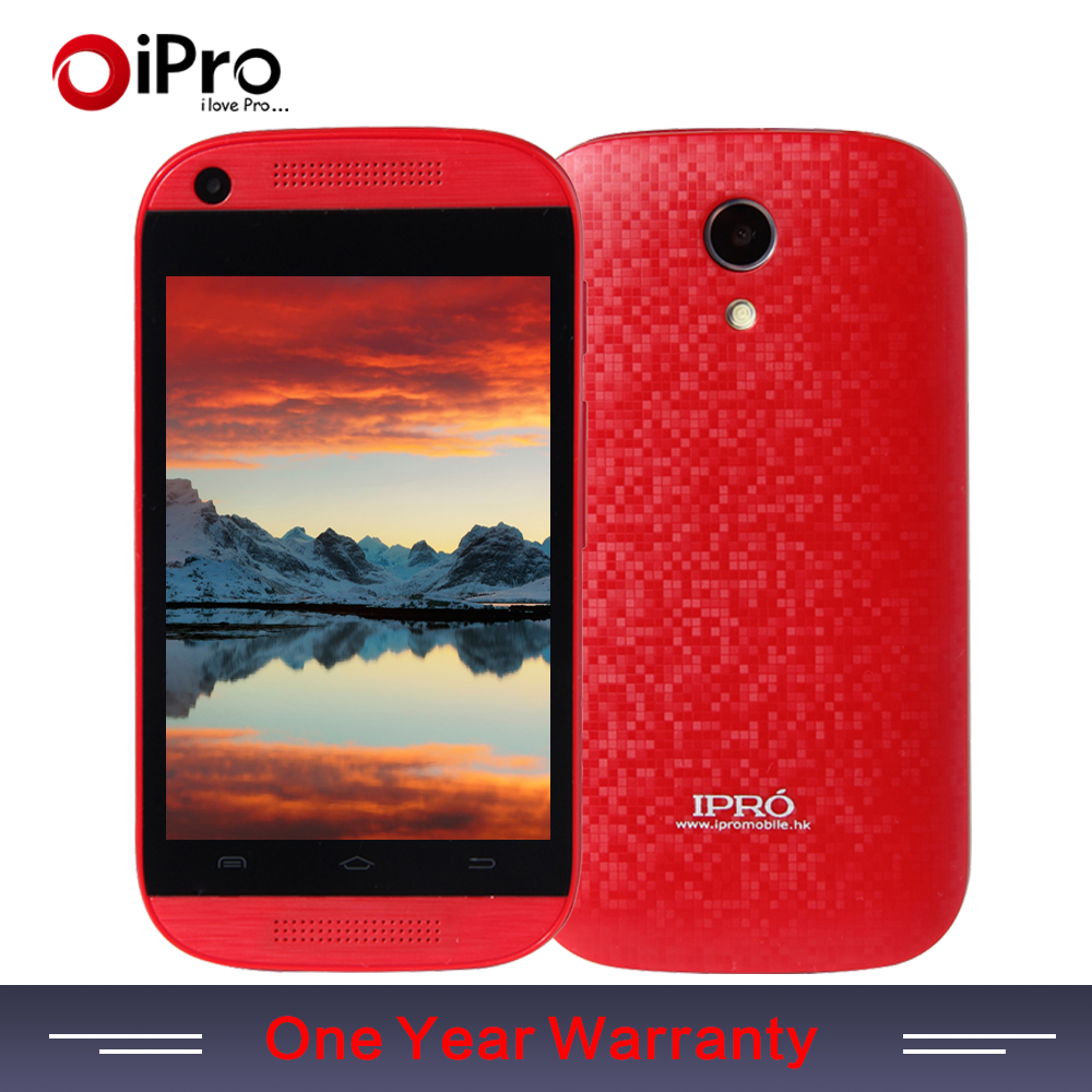 IPRO Brand MTK6571 Original Smartphone celular Android 4.4 Mobile Phone Dual Core 3.5 Inch Dual cameras WIFI multi language(China (Mainland))