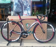 JAVA Feroce Carbon Fiber Road Bike 700C 48/50/52cm Capiler Brake Matt Finish Ness Carbon Wheelset Sram APEX 20 Speed(China (Mainland))