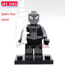 Single sale KF047 one piece Star Wars superheroes Marvel deadpool Minifigures building blocks legoe toys action figure - JFK Co.,Ltd Store store