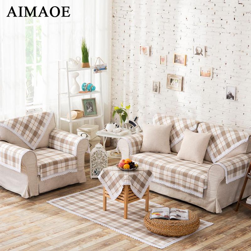 12 Fashion Cotton Linen Blending Fabric Sectional Sofa