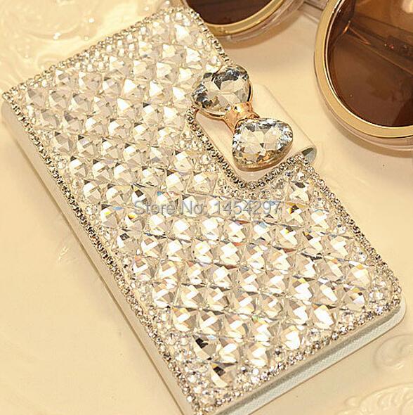 Luxury Bling Rhinestone Diamond for samsung <font><b>galaxy</b></font> Note 2 Note 3 Note 4 Note 5 S3 S4 S5 S7 wallet flip phone <font><b>leather</b></font> case <font><b>cover</b></font>